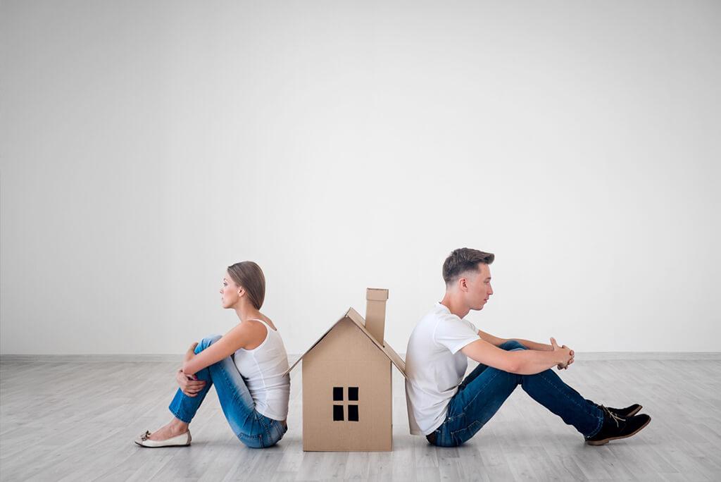 DIVORCE HOUSE SALE